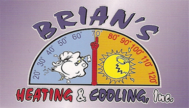 Brians Heating & Cooling Inc