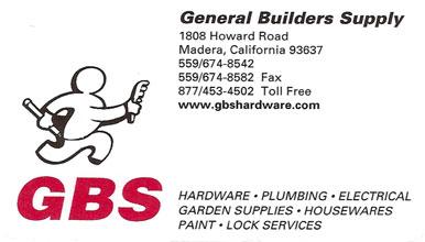 General Builders Supply