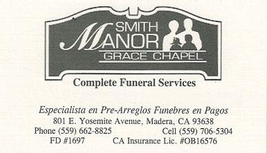 Smith Manor Grace Chapel