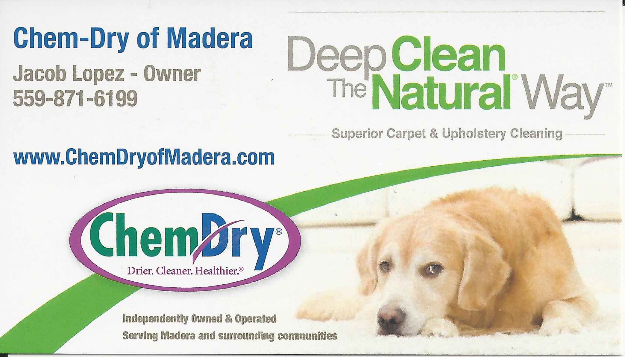 ChemDry Of Madera