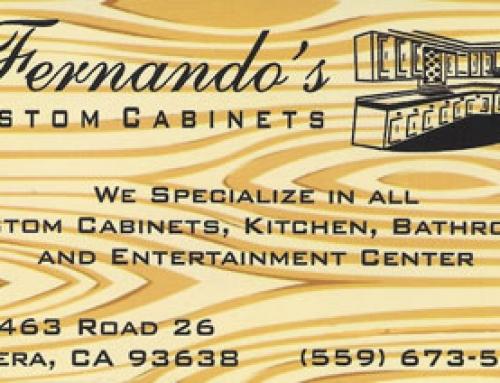 Fernando's Custom Cabinets