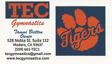 TEC Gymnastics