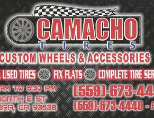 Camacho Tires