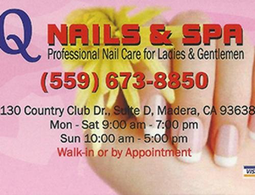 Q Nails & Spa