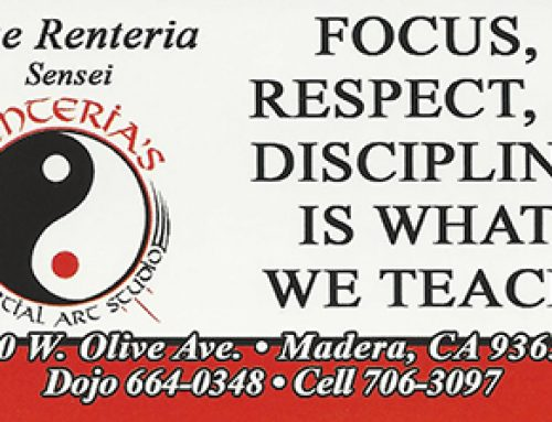 Renteria's Martial Art Studio