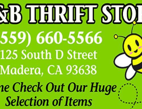 B&B Thrift Store