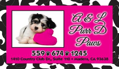 A & L Purr D Paws