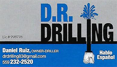 D.R. Drilling
