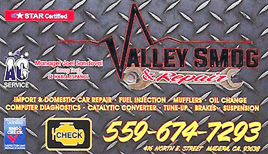 Valley Smog & Repair