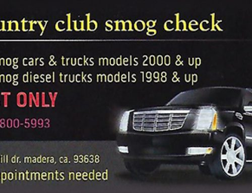 Country Club Smog Check