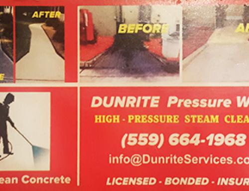Dunrite Pressure Washing